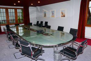 Salle de réunion à l'Ermitage du Rebberg