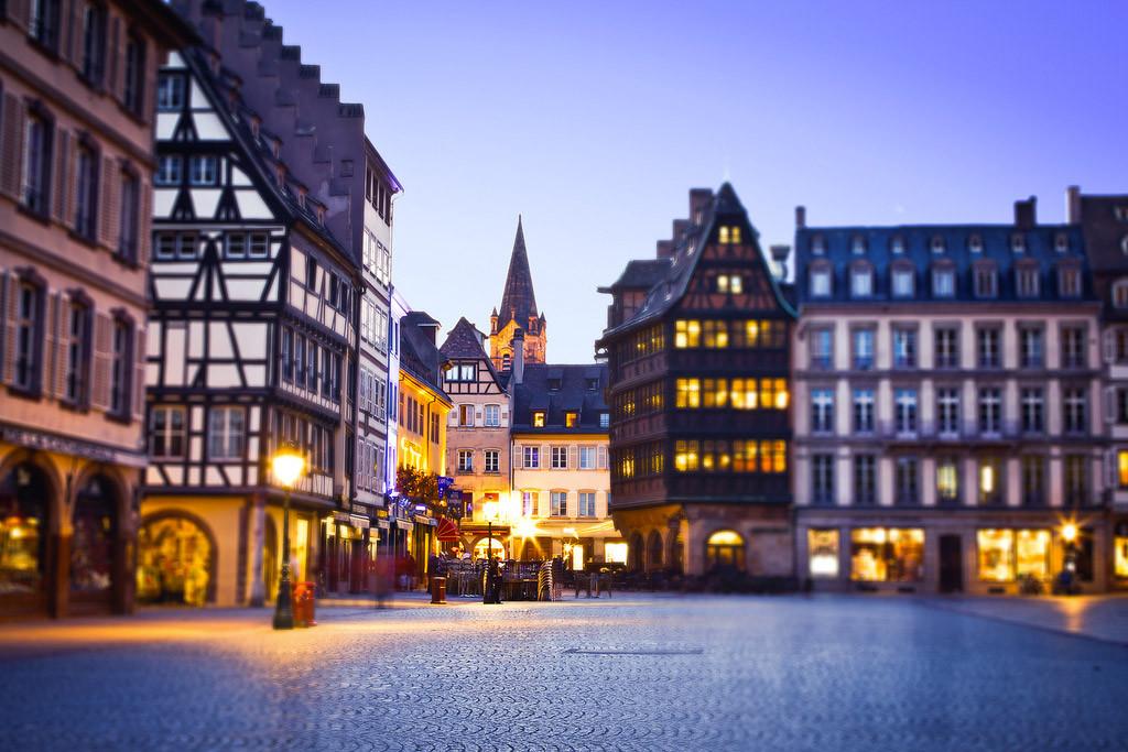 Patrimoine d'Alsace