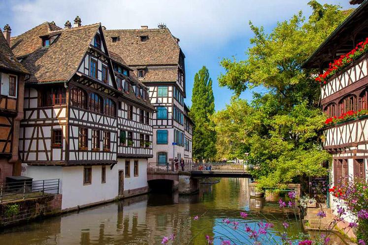 Au coeur de l'Alsace