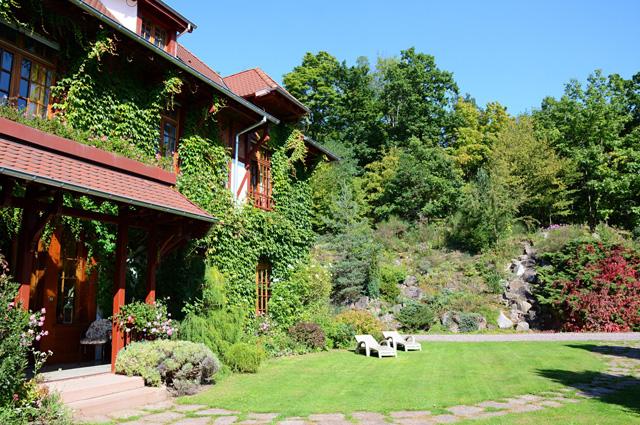 Nature et bien être - Chambre d'hôte - Alsace