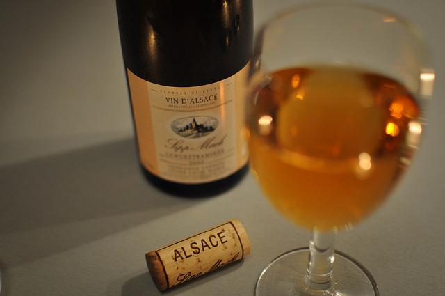 Vins et gastronomie alsacienne