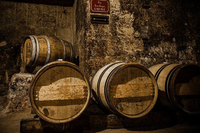 Visite de cave à vins