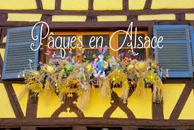 Paques - Alsace