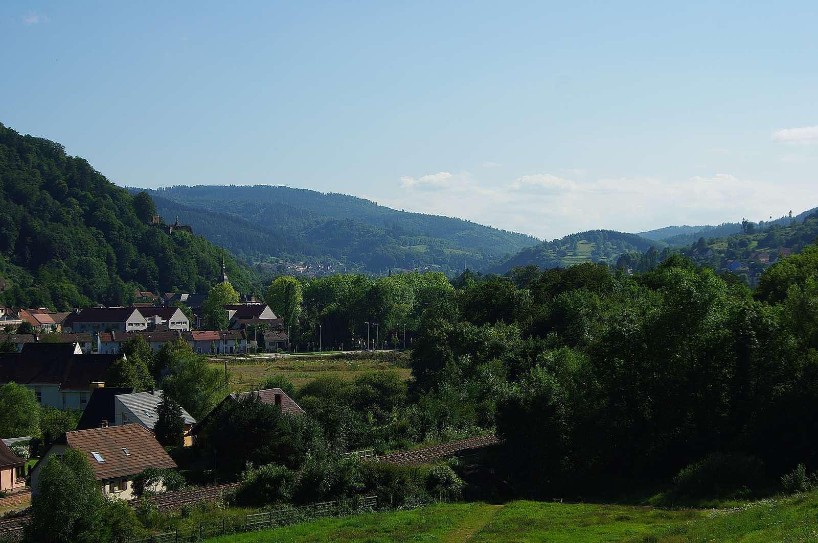 Bruche Alsace